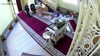 В тернопольской церкви Святого Пантелеймона (УГКЦ) прихожанин украл деньги. Но перед этим трижды перекрестился.