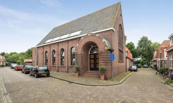 Голландцы активно перестраивают церкви в библиотеки и музеи