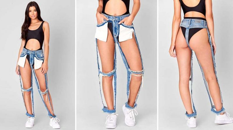Последний писк моды: джинсы за $168
