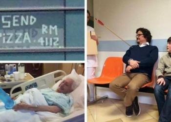 20 неожиданных и забавных больничных приколов