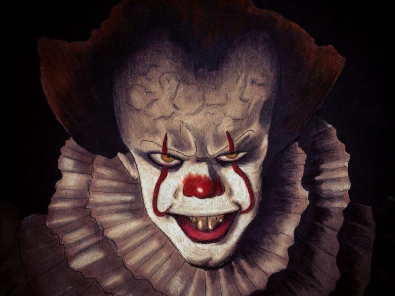 То, как она отомстила своему бывшему, который боялся клоунов, стоит прочесть!