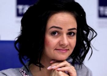 Голая Ольга Глацких на шпагате — слитое видео