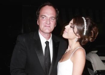 Квентин Тарантино впервые женился — кто жена, фото, видео