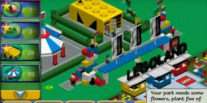 Как эволюционировали видеоигры LEGО