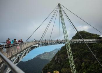15 самых страшных мостов в мире