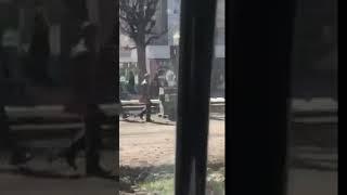 В Черновцах сняли «дорожников», которые катаются на тачке
