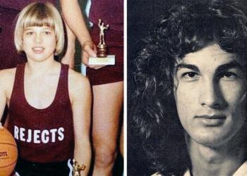 Когда о них еще никто не знал: школьные снимки знаменитостей