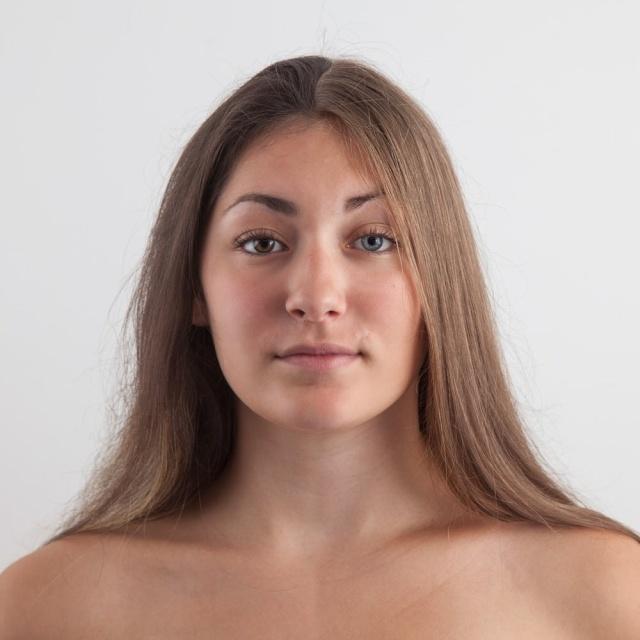 """""""Генетические портреты"""" - необычный проект, показывающий силу генетики"""